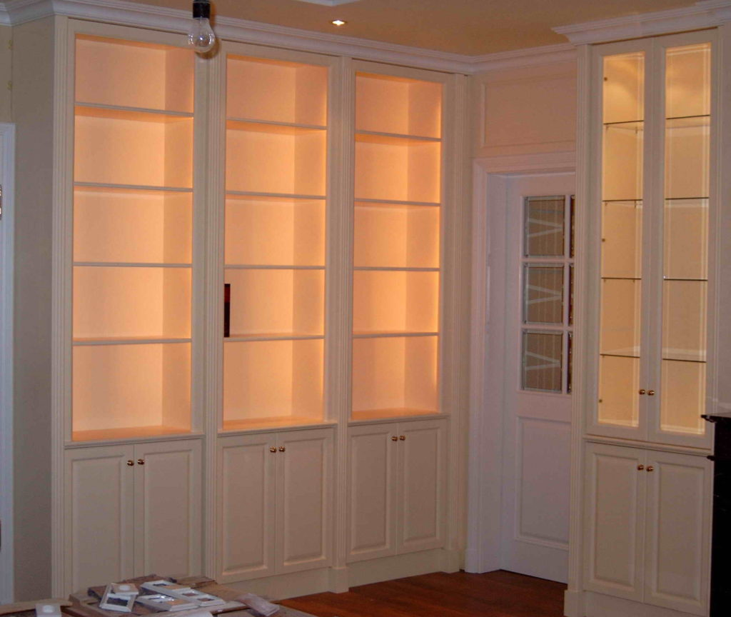 b cherw nde bibliotheken schreinerei harald muth. Black Bedroom Furniture Sets. Home Design Ideas